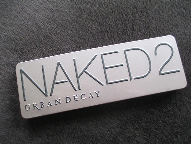 Shipment Delivered: Urban Decay Naked 2 & Giveaway winner