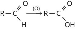 reaksi oksidasi aldehid menghasilkan asam karboksilat