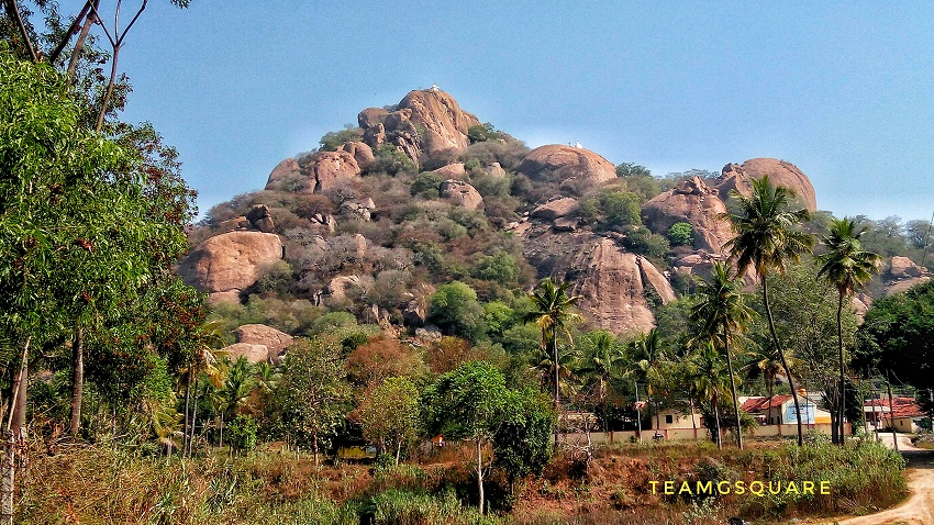 Koongal hill