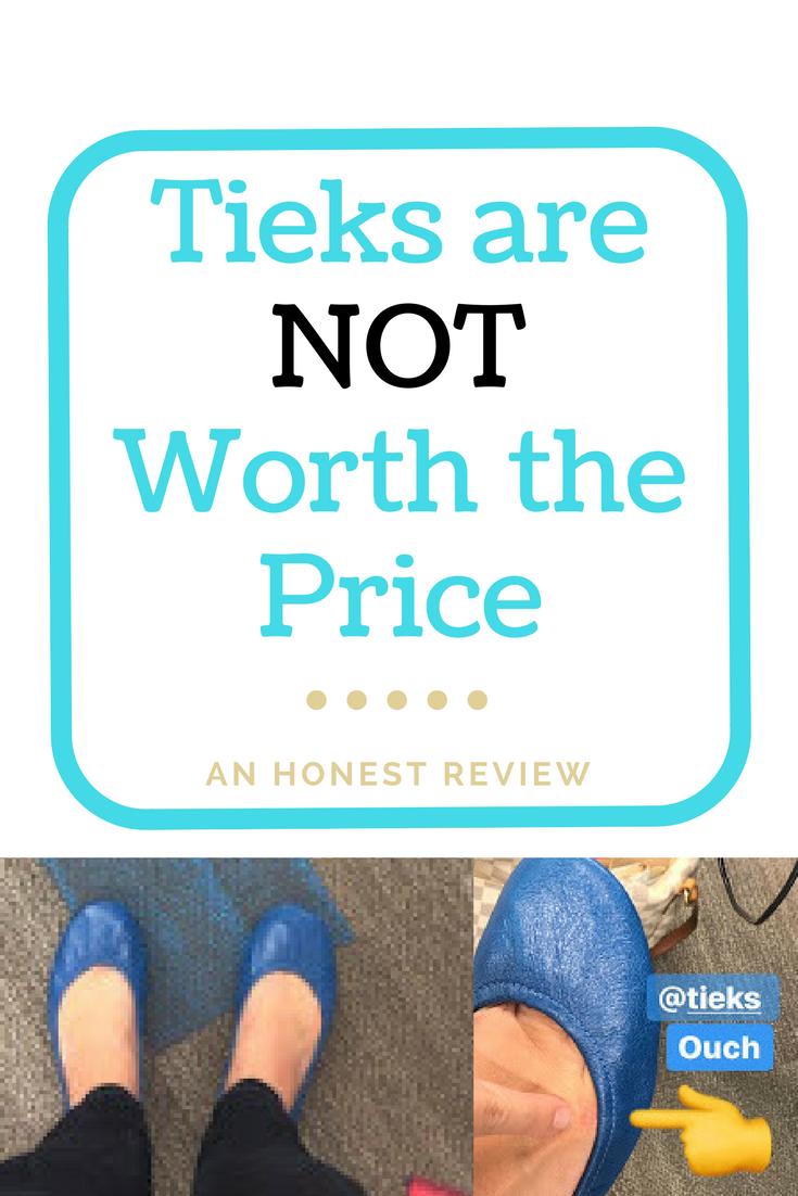 edd70446e6 When Tara Met Blog: Tieks are NOT worth the price