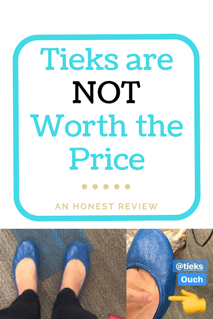 Are Tieks worth the price? No! An honest review