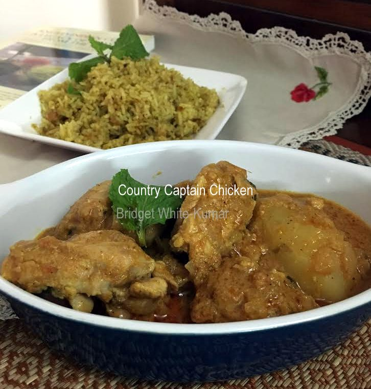 Anglo Indian Cuisine By Bridget White Kumar Country