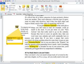 Nitro's PDF