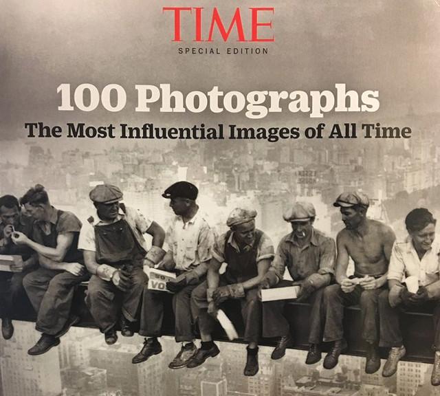 Time, le 100 fotografie che hanno fatto la storia
