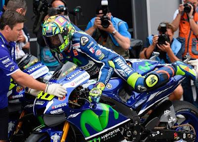 Jika Pakai Cara Doohan, Rossi Bisa Juara Dunia Musim Ini