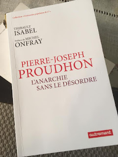 Proudhon Isabel Onfray