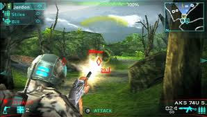 Tom Clancy's Ghost Recon: Predator screenshot 3