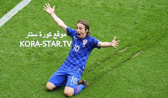مباراة كرواتيا وفرنسا بث مباشر نهائي كأس العالم - راكيتيتش