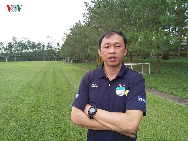 Huấn luyện viên đội tuyển Hoàng Anh Gia Lai, Dương Minh Ninh