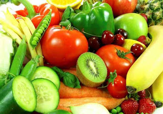 Vegetable diet for weight loss and its variety