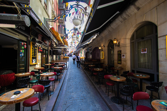 Nevizade Sokak-Istanbul