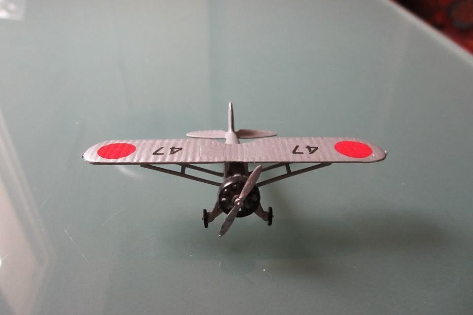 1/144 Nakajima Type 91 diecast aircraft