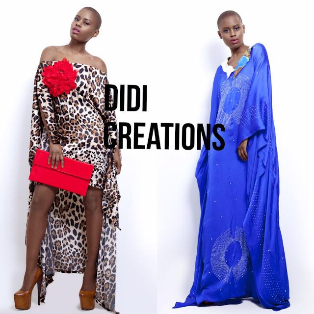 DIDI CREATIONS TO SHOWCASE AT AFRICA FASION WEEK LONDON 2016