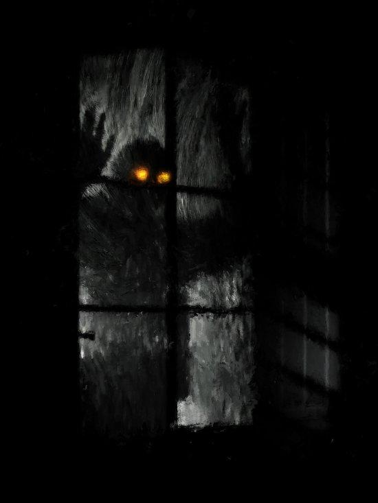 Glenn Porter artstation deviantart arte pinturas digitais sombrias terror fantasia ilustrações halloween