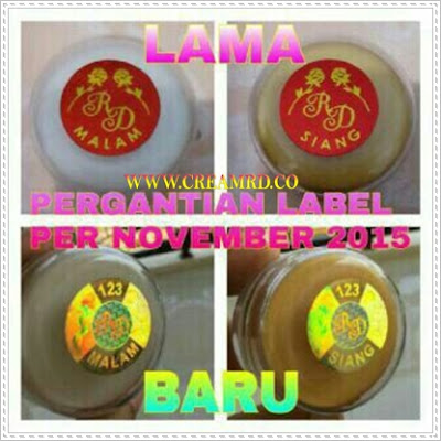 HOLOGRAM LAMA CREAM RD ORIGINAL