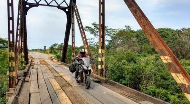 Rondônia o Estado que anda de motocicleta