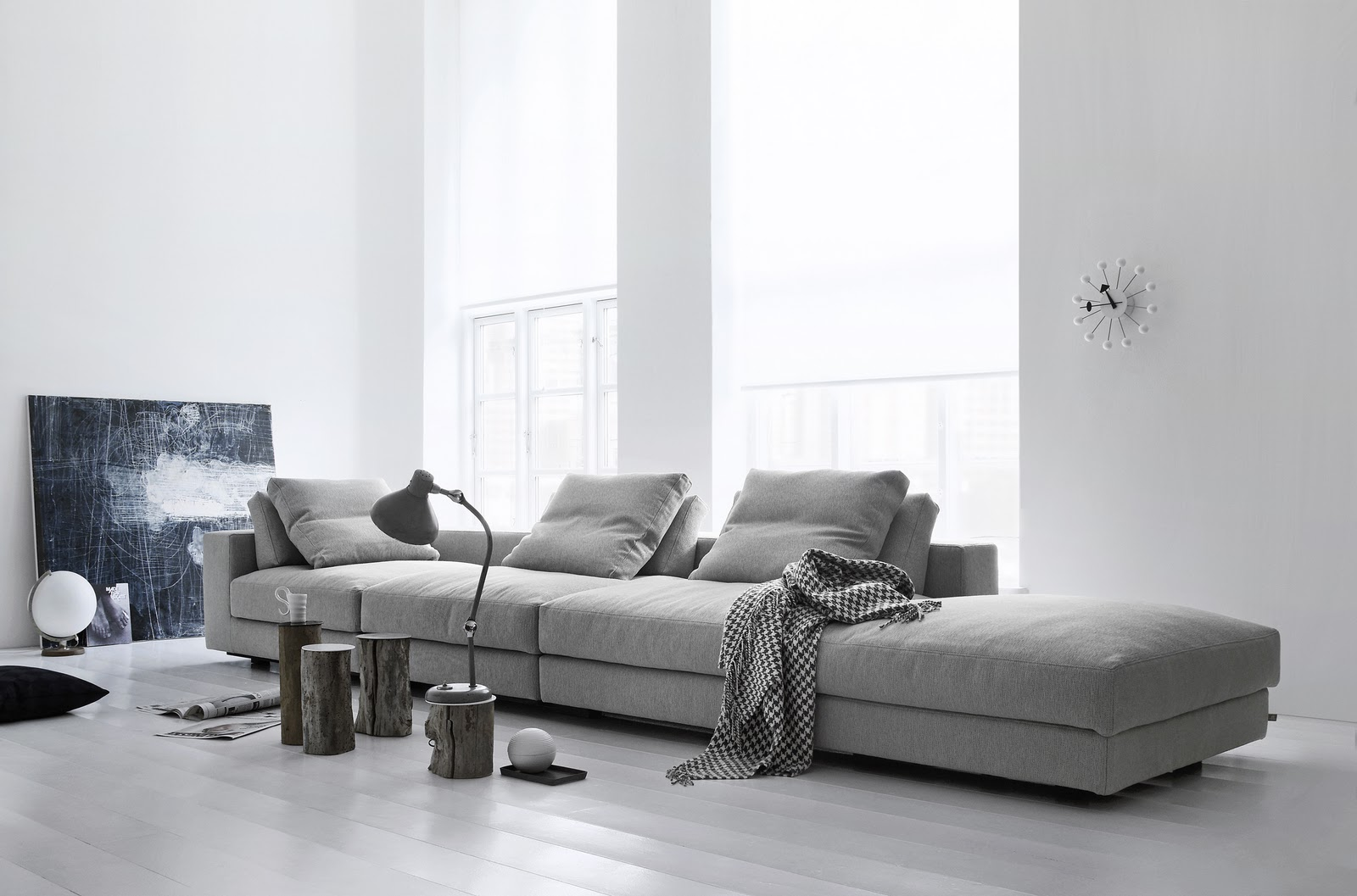 Eilersen Sofa Baseline M Chaiselong Gamma Arredamenti Leather Lifeisbeautiful I Want An Right Now