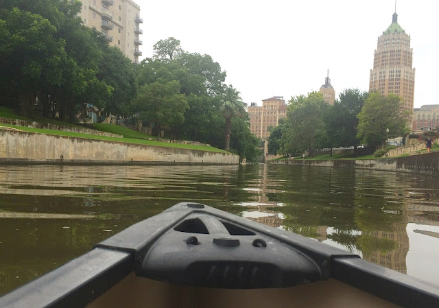 Bucket List - Canoe ride thru downtown San Antonio