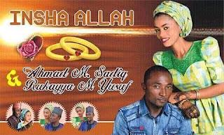 Ahmad M Sadik Tare Da Amaryar Sa