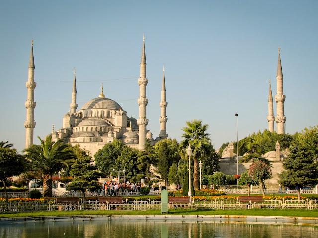 Nhà thờ Hồi giáo Blue