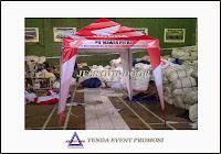 tempat, pembuat, penjual, produksi tenda promosi honda
