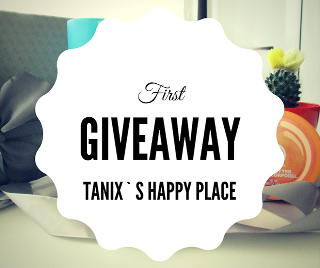 Giveaway Beauty Blog