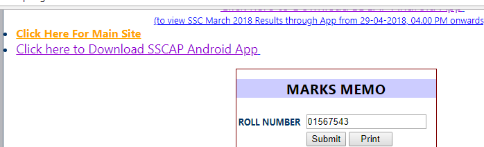 Check Now - SSC 10th Class Results 2018 Manabadi - Resume