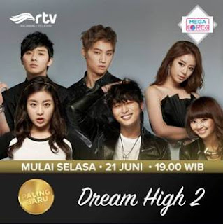 SINOPSIS Tentang Dream High 2 RTV Episode 1 - 16 Terakhir