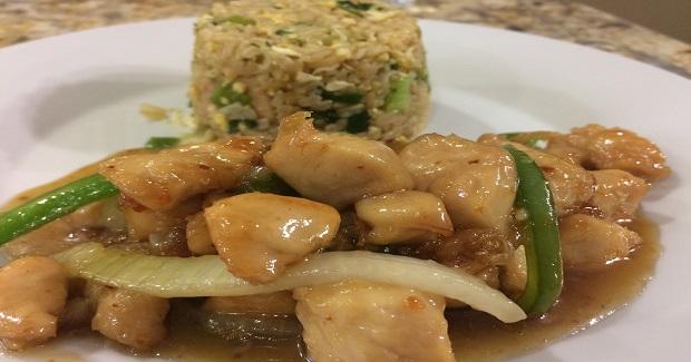 Quick General Tso's Chicken Recipe