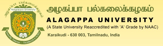 Alagappa University (AU) Results 2017 Download at alagappauniversity.ac.in