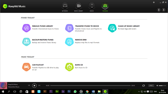 KeepVid Toolbox