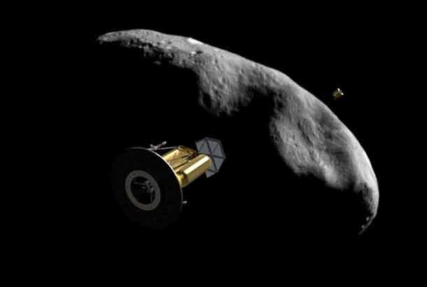 Mineração em asteroides