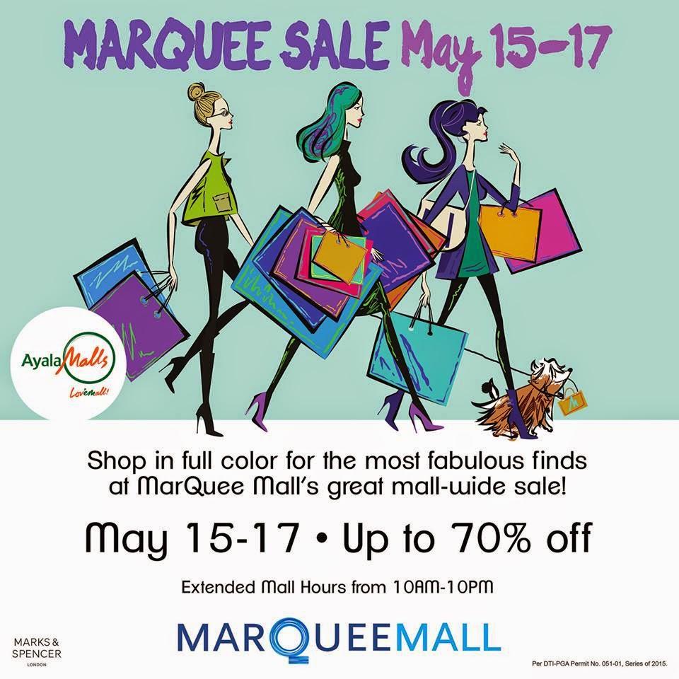 Manila Shopper Marquee Mall Harbor Point 3 Day Summer