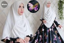 60+ Model Baju Muslim untuk Wanita Terpopuler 2019