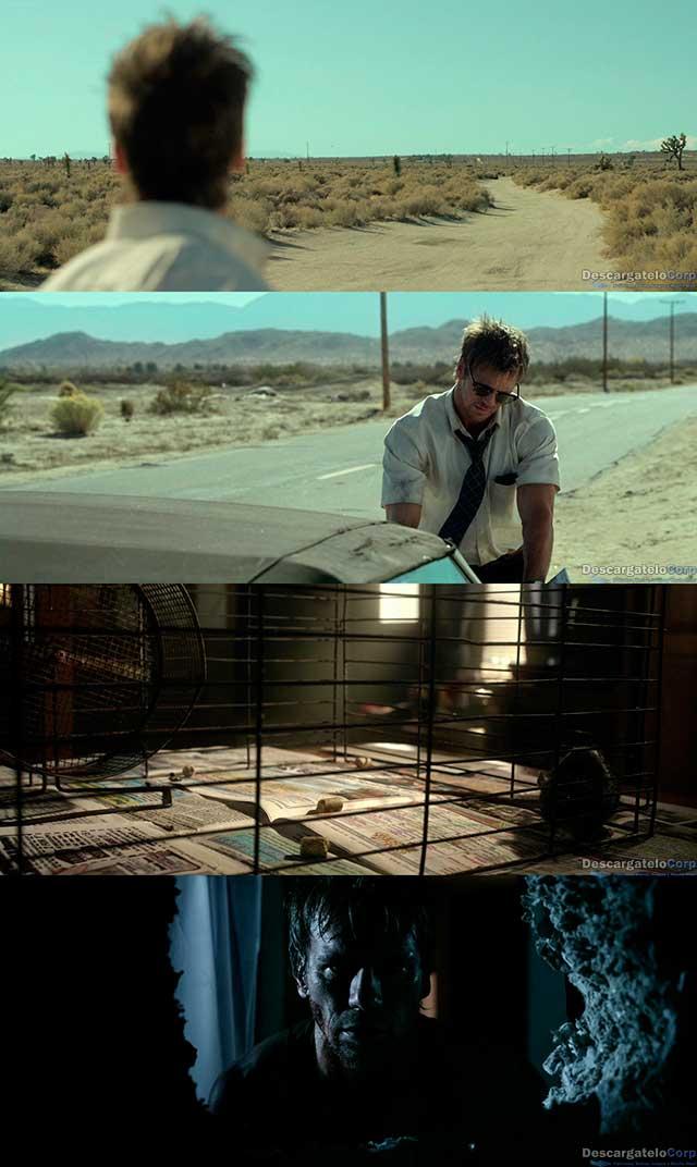 Sangre del Desierto (2016) HD 1080p Latino
