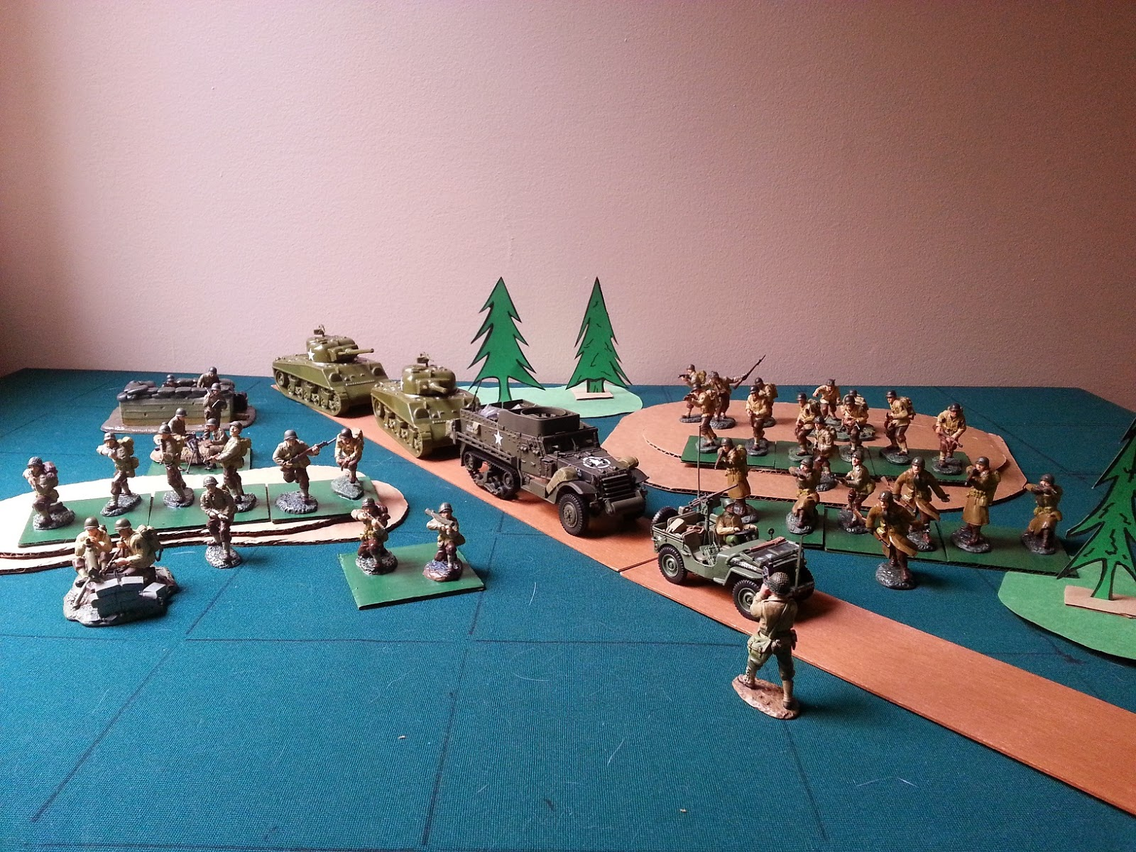 Collections or planned Collections ?   Little Wars Revisited - 54mm