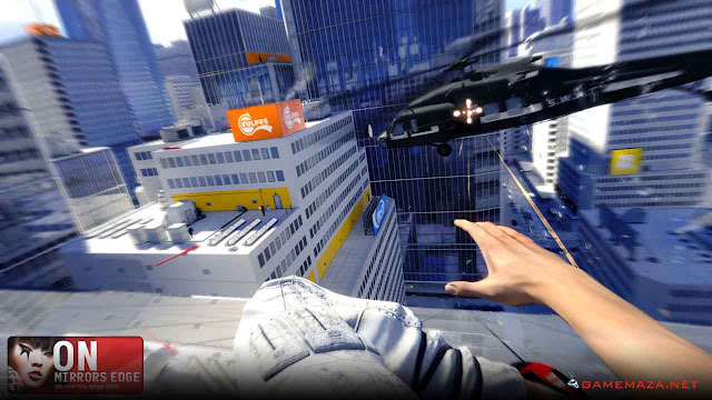 Mirror's Edge Gameplay Screenshot 1