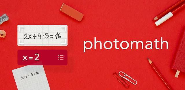 تحميل Photomath 5.0.5