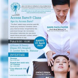 access bars david class