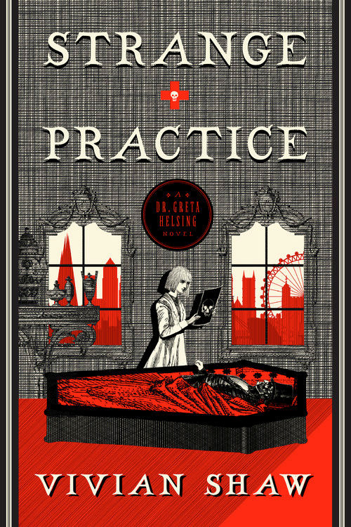 Interview with Vivian Shaw, author of Strange Practice