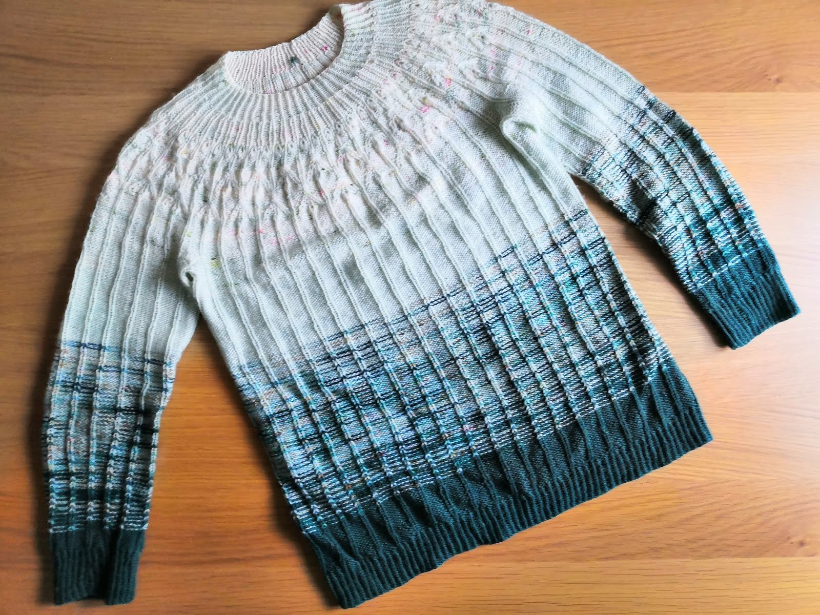 Review of Joji Locatelli Spector Sweater