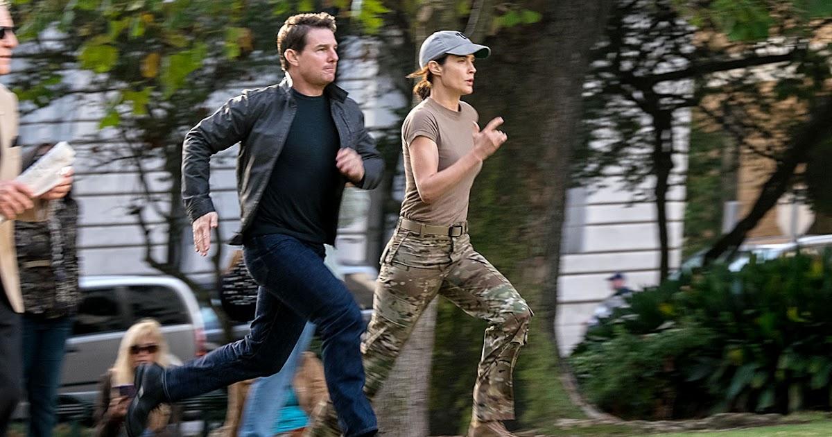 Jack Reacher: Never Go Back - Online Review   Film Intel