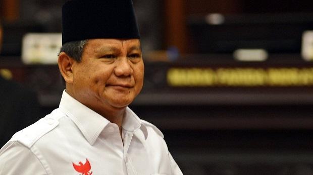 Prabowo Tolak Penghitungan KPU dan Tak Akan Gugat Ke MK