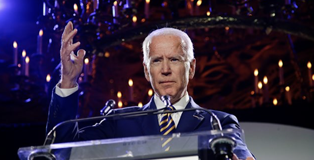 After This Onstage Remark, Joe Biden 2020 Should Be Canceled