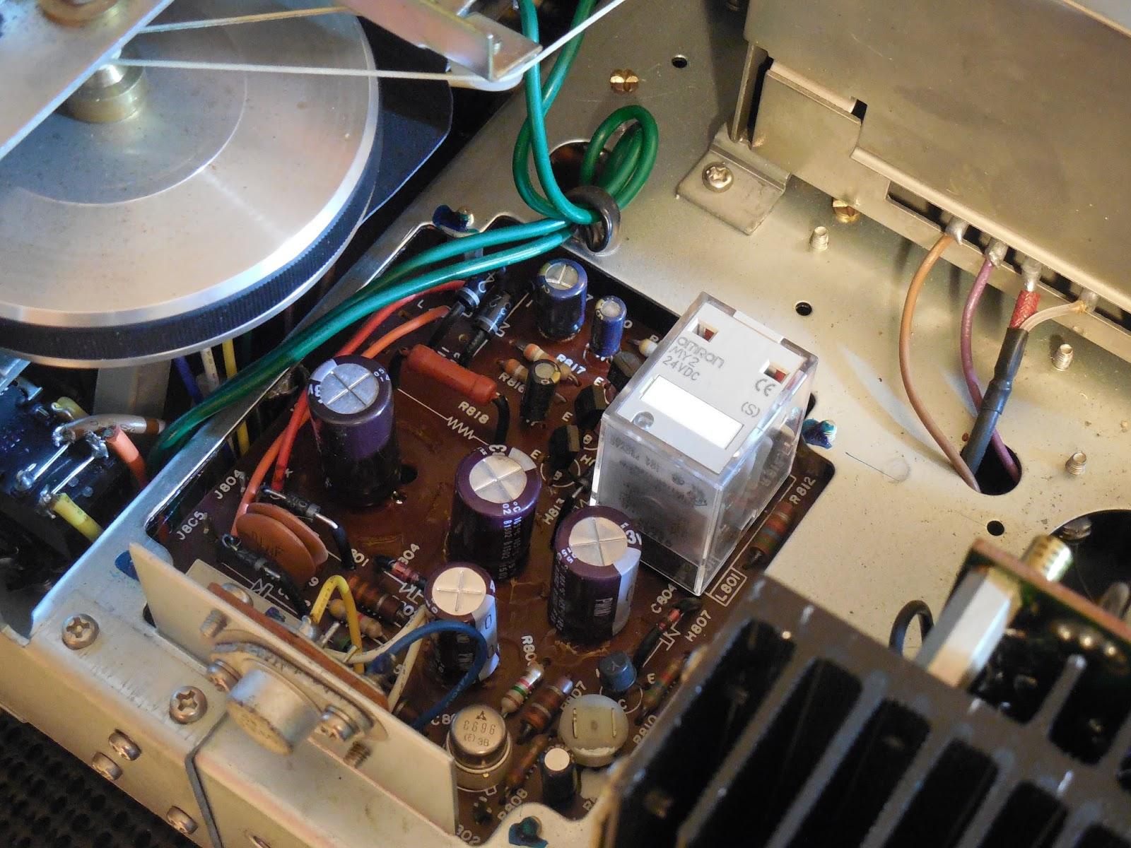 Vintage Hi-Fi Audio Restorations: Marc's Marantz 2245