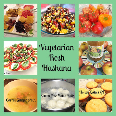 Gluten Free Rosh Hashana Recipes