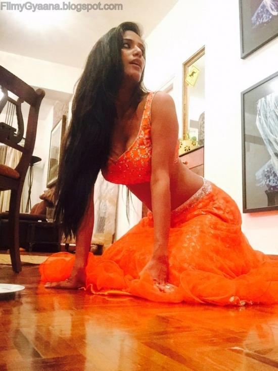 Poonam Pandey hot sensual pic