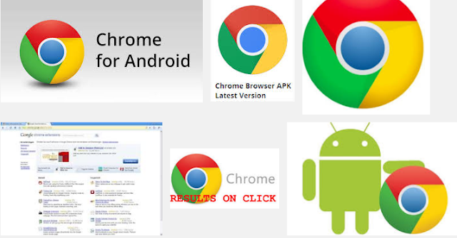 google chrome latest version apk