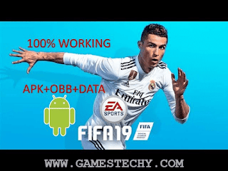 Download FIFA 19 Mod Apk + Data OBB for Android & iOS Device
