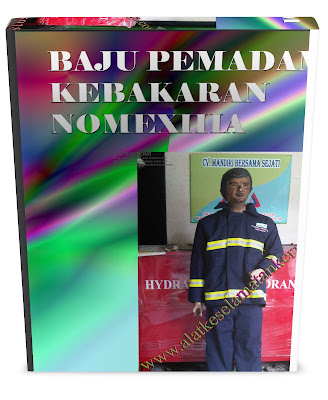 Baju pemadam Kebakaran NOMEXIIIA Biru Dongker